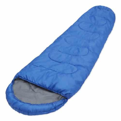 300GSM Professional Mummy Sleeping bag review