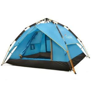 Mountaintop Automatic Pop Up Backpacking Tent