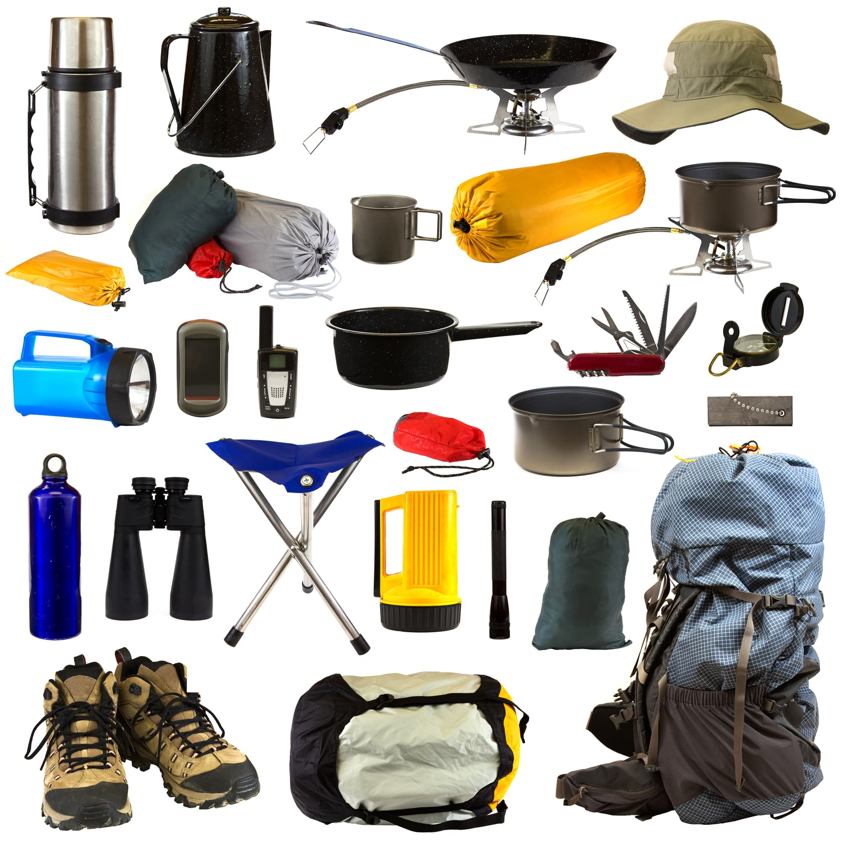 Camping Checklist guide