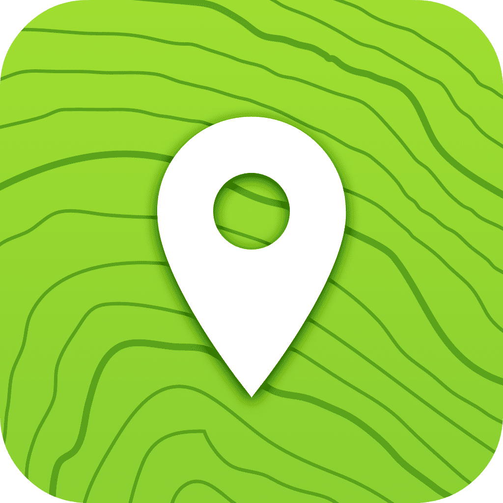 geocaching app for camping and hiking