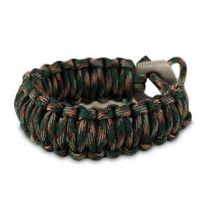 Firestarter Bracelet Survival Kit