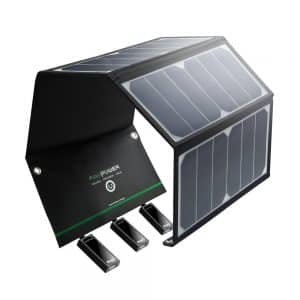 RAVPower 24W Solar Charger