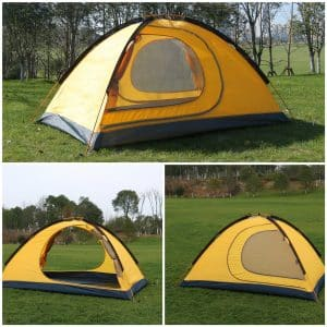 GEERTOPe Backpacking Tent