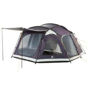 CampFeuer Spacious Family Tent