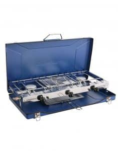 Campingaz Chef Folding Double Burner Stove