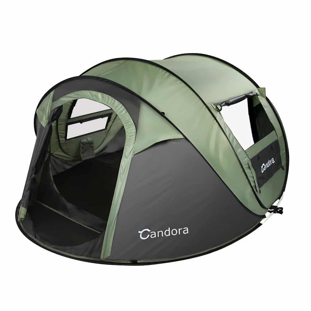 Candora 4-Person Instant Pop-Up Tent