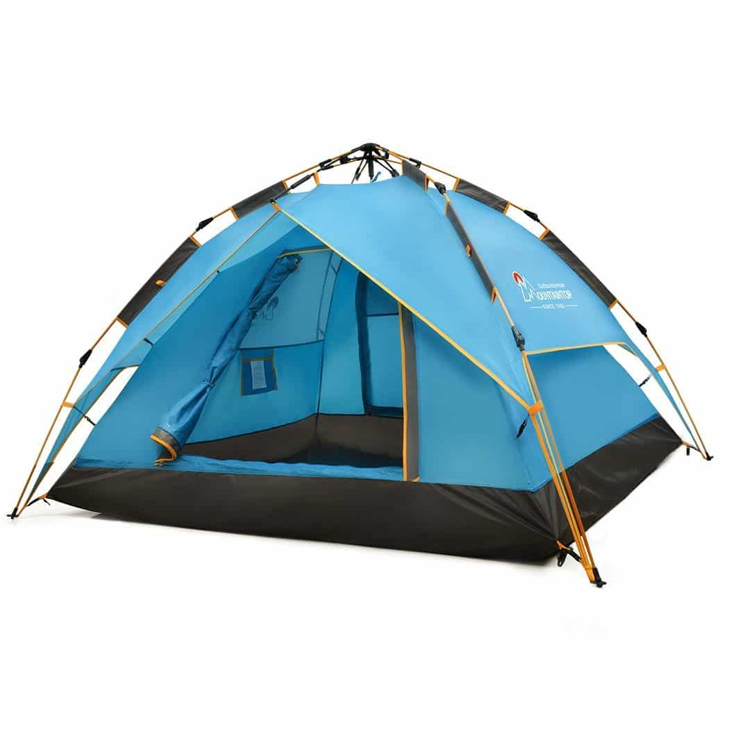 Mountaintop Automatic Pop Up Tent  sc 1 st  Geared4C&ing & Best Pop Up Tent Reviews | Geared 4 Camping