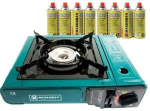 PORTABLE GAS COOKER STOVE