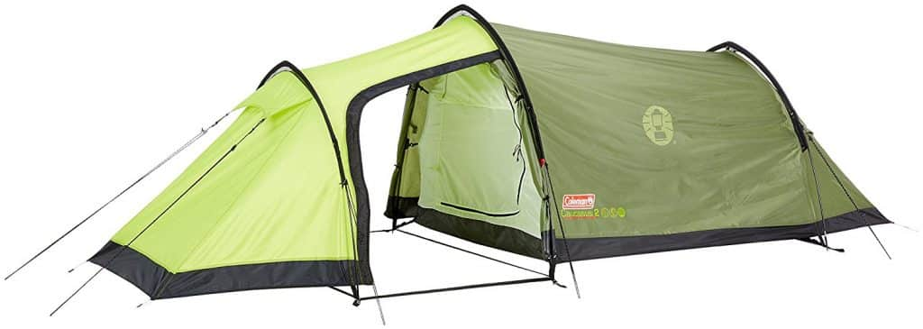 Coleman Tatra 2 men tent  sc 1 st  Geared 4 C&ing & Best Two Man Tents UK | Geared 4 Camping