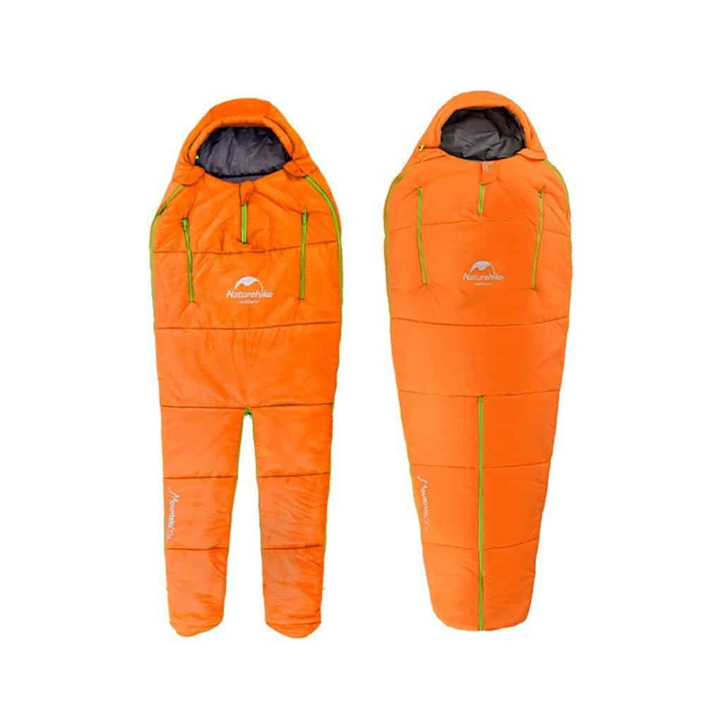 OUTERDO Envelope Portable wearable Sleeping Bag