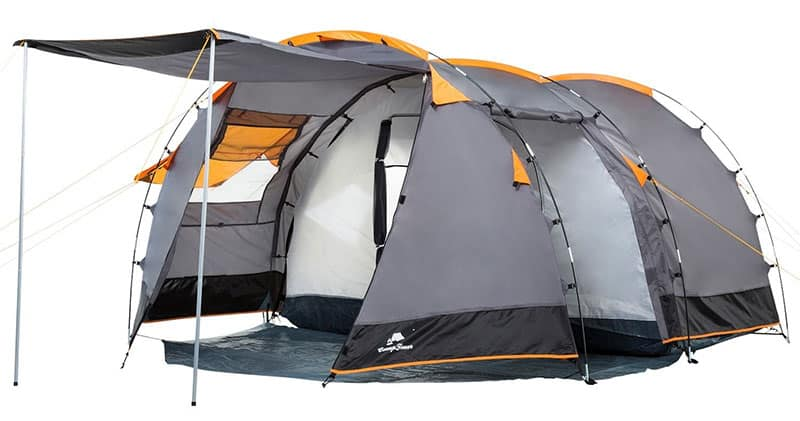 C&Feuer 4 man Tunnel Tent  sc 1 st  Geared4C&ing & Best Four Man Tent Reviews UK | Geared 4 Camping
