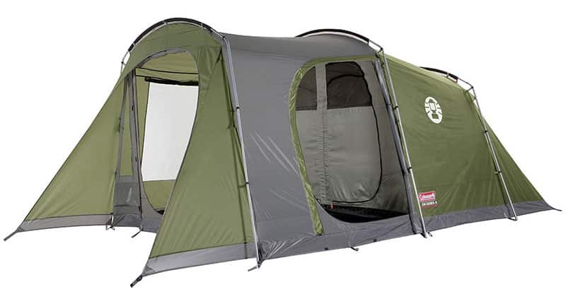 Coleman Da Gama Tent four people