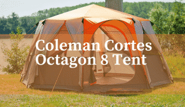 Coleman Cortes Octagon 8 Tent Review UK