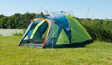 The Coleman Drake Unisex Outdoor Dome Tent
