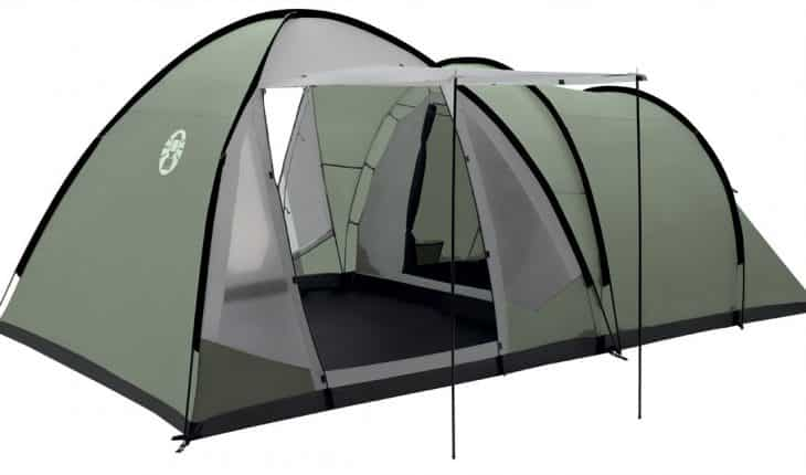 The Coleman Waterfall 5 Deluxe Tent Review