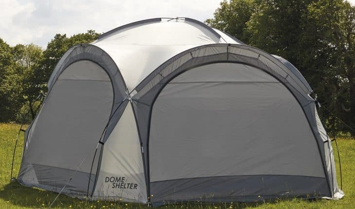 The Garden Gear Outdoor Event Dome Shelter Review