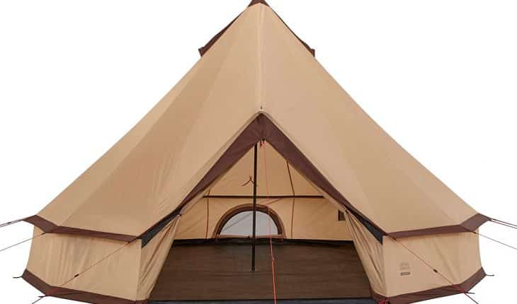 The Grand Canyon Indiana Round Tent Review