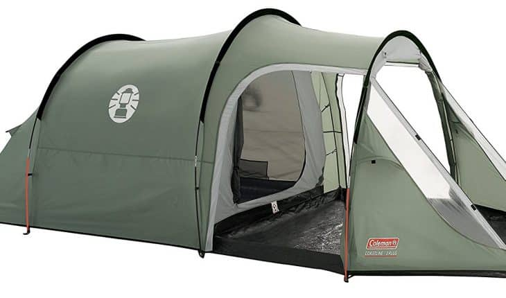 Coleman Coastline 3 Plus Tent Review