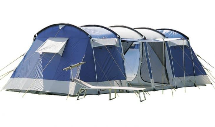 Skandika Montana Family Group Tunnel Tent Review
