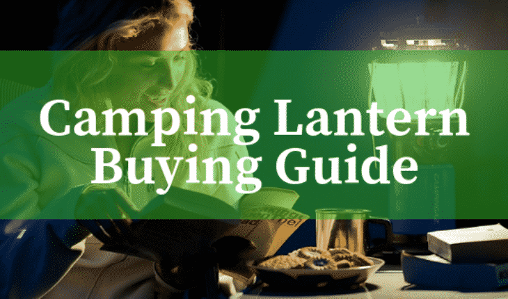 Best Camping Lantern Reviews UK