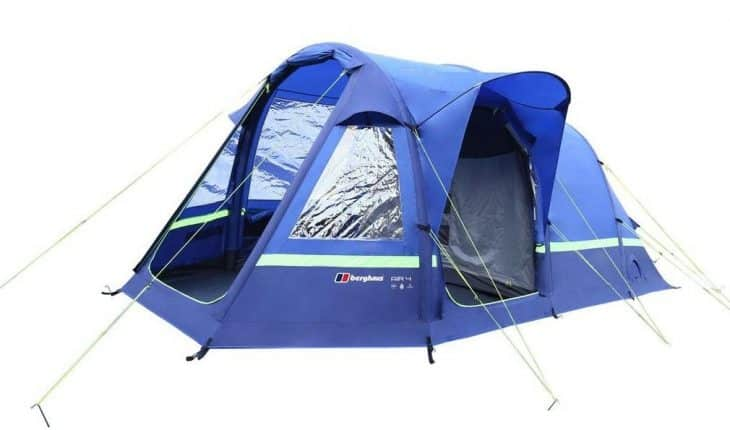 Berghaus Air 4 Tent photo